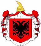 Coat of Arms of Republic of Albania