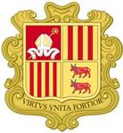 Coat of Arms of Principality of Andorra