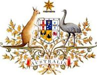 Coat of Arms of Commonwealth of Australia
