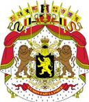 Coat of Arms of Kingdom of Belgium