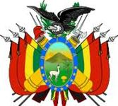 Coat of Arms of Plurinational State of Bolivia
