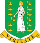 Coat of Arms of British Virgin Islands