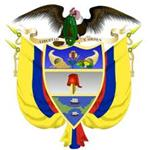 Coat of Arms of Republic of Colombia