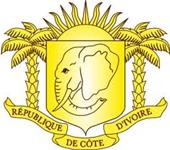 Coat of Arms of Republic of Cote d'Ivoire