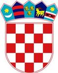 Coat of Arms of Republic of Croatia