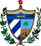Coat of Arms of Republic of Cuba
