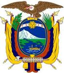 Coat of Arms of Republic of Ecuador