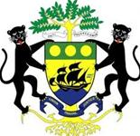 Coat of Arms of Gabonese Republic