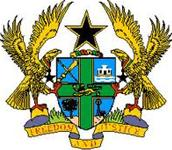Coat of Arms of Republic of Ghana