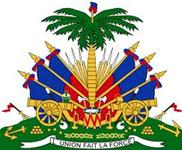 Coat of Arms of Republic of Haiti