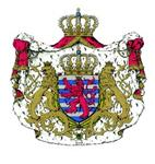 Coat of Arms of Grand Duchy of Luxembourg