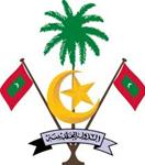 Coat of Arms of Republic of Maldives