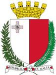 Coat of Arms of Republic of Malta