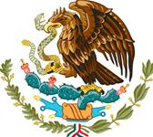 Coat of Arms of United Mexican States