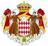 Coat of Arms of Principality of Monaco