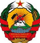Coat of Arms of Republic of Mozambique