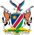 Coat of Arms of Republic of Namibia