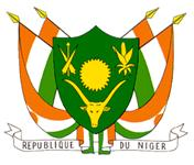 Coat of Arms of Republic of Niger