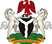 Coat of Arms of Federal Republic of Nigeria
