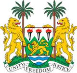 Coat of Arms of Republic of Sierra Leone