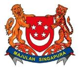 Coat of Arms of Republic of Singapore