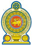 Coat of Arms of Democratic Socialist Republic of Sri Lanka
