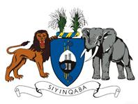 Coat of Arms of Kingdom of Swaziland