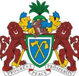 Coat of Arms of Republic of The Gambia