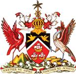 Coat of Arms of Republic of Trinidad and Tobago