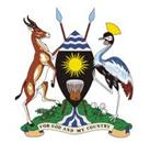 Coat of Arms of Republic of Uganda