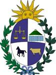 Coat of Arms of Oriental Republic of Uruguay