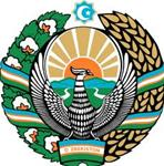 Coat of Arms of Republic of Uzbekistan