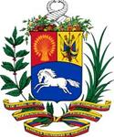 Coat of Arms of Bolivarian Republic of Venezuela