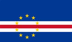 Flag of Republic of Cape Verde