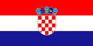 Flag of Republic of Croatia