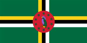 Flag of Commonwealth of Dominica