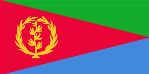 Flag of State of Eritrea