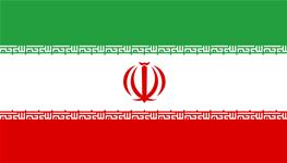 Flag of Islamic Republic of Iran