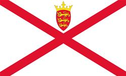 Flag of Bailiwick of Jersey