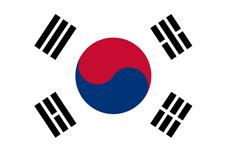 Flag of Republic of Korea
