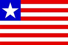 Flag of Republic of Liberia