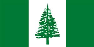 Flag of Territory of Norfolk Island