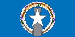 Flag of Commonwealth of the Northern Mariana Islands
