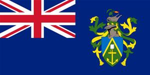 Flag of Pitcairn, Henderson, Ducie and Oeno Islands